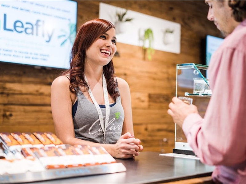 We went inside the best marijuana shop in America — here's