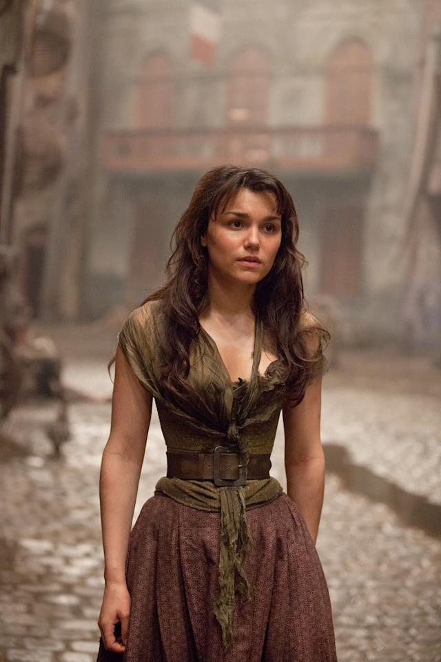 "Samantha Barks in Universal Pictures' ""Les Misérables"" - 2012"