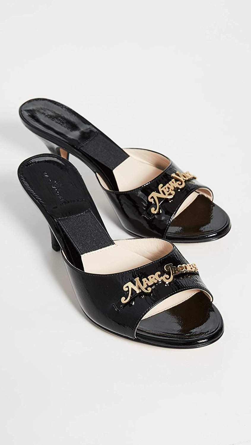 <p>As soon as we saw these <span>Marc Jacobs The Kitten Heels</span> ($112-$235), we were obsessed.</p>