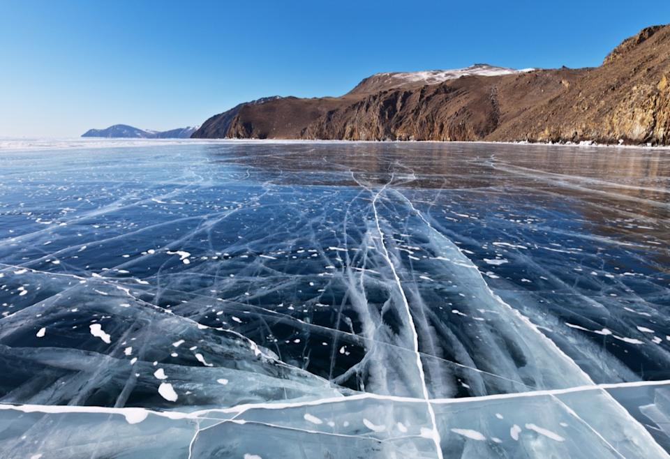 Russia Lake Baikal {New Years Eve Traditions}