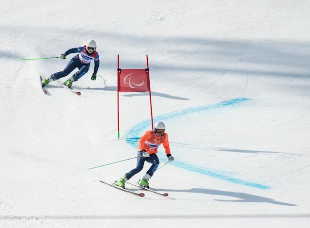 Winter Paralympics: Improvements still to come for alpine skier Smith in PyeongChang