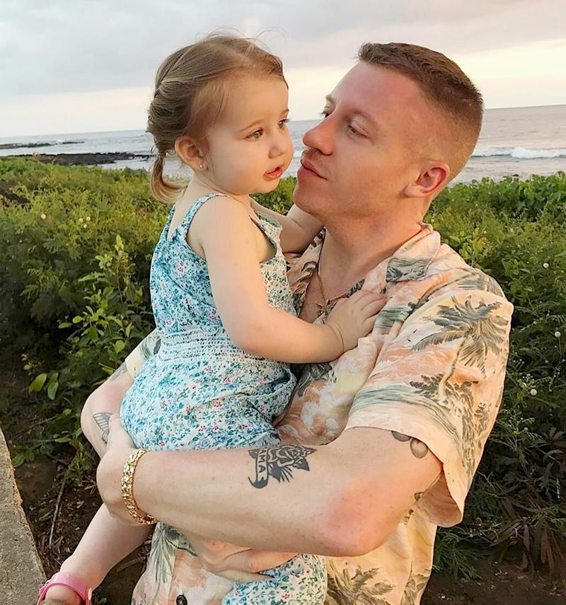 Daddy-Daughter R&R! Macklemore Shares Cute Snaps of ...