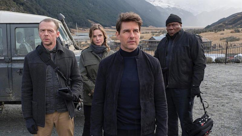 Mission: Impossible -- Fallout (2018)