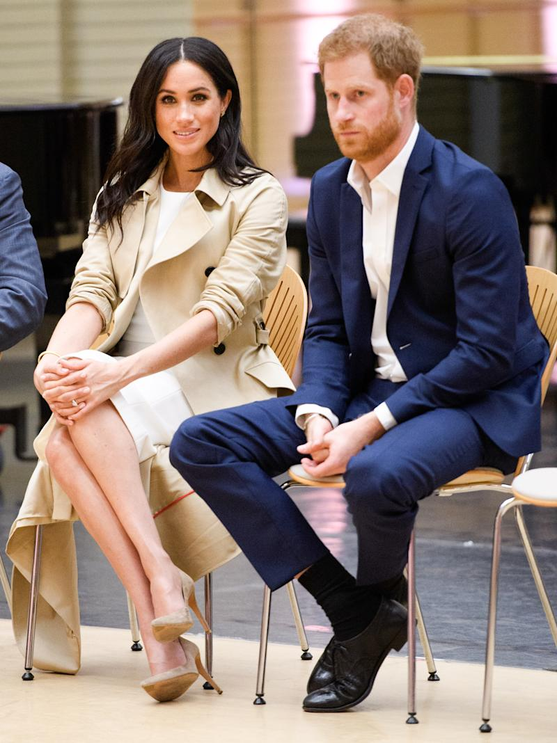 According to Missy, Meghan Markle is four months pregnant as she and Prince Harry kick off their Australian tour. Photo: Getty, missy higgins meghan markle, meghan markle four months pregnant, meghan markle due date