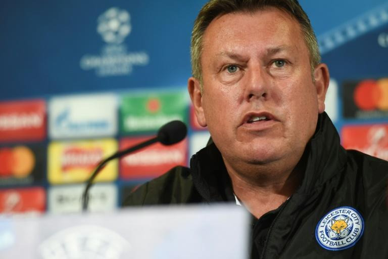 Leicester manager Craig Shakespeare said it will be important for his players to keep their cool