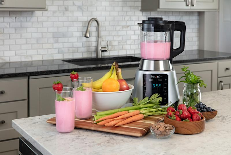 We can't wait to make smoothies using this blender! (Photo: Instant Pot)