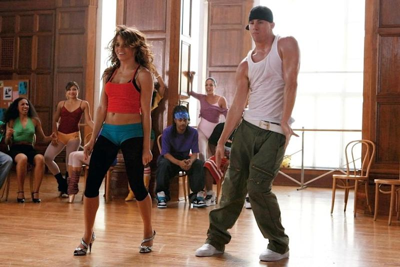 The pair met while filming Step Up together in 2006. Source: Buena Vista Picture