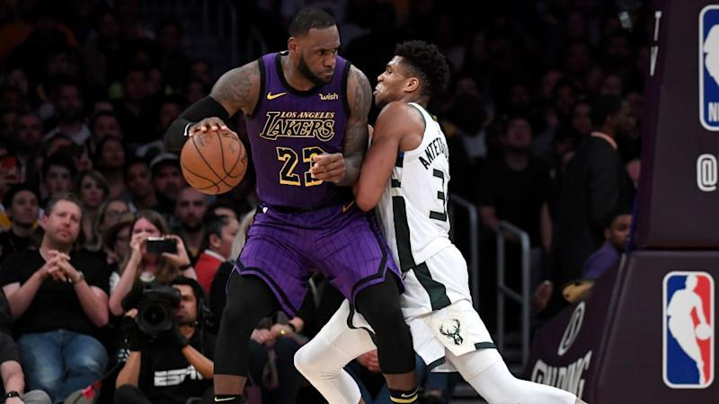Nba Power Rankings Bucks Lakers Hold On To Top Two Spots