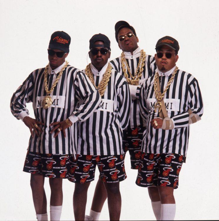 Live Crew Film in the Works