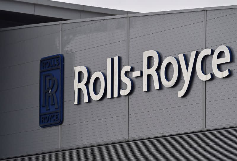 Rolls-Royce scraps targets, dividend on pandemic hit