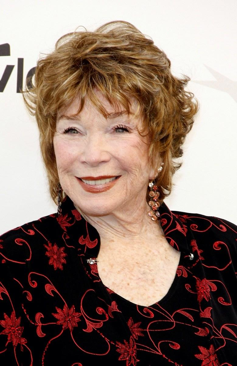 Shirley MacLaine at the AFI Life Achievement Award in 2012