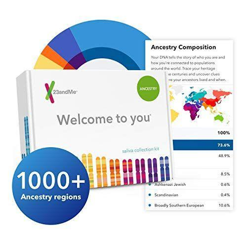"""<p><strong>23andMe</strong></p><p>amazon.com</p><p><strong>$89.00</strong></p><p><a href=""""https://www.amazon.com/dp/B01LZ5K87Z?tag=syn-yahoo-20&ascsubtag=%5Bartid%7C2140.g.19924022%5Bsrc%7Cyahoo-us"""" rel=""""nofollow noopener"""" target=""""_blank"""" data-ylk=""""slk:Shop Now"""" class=""""link rapid-noclick-resp"""">Shop Now</a></p><p>Gift this DNA test to your parents, and you might find that learning about your family's faraway origins brings you closer together.</p>"""