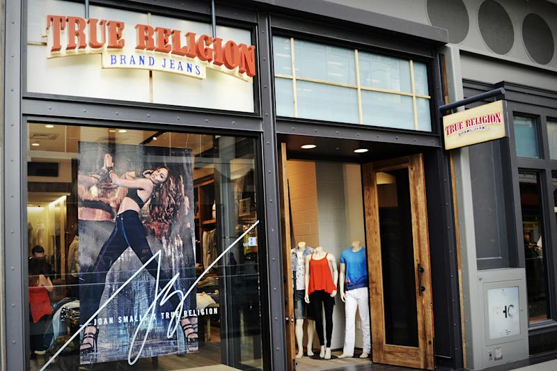 True Religion Prepackaged Bankruptcy