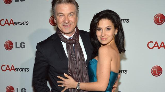 Alec Baldwin and Wife Are Expecting (ABC News)