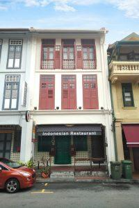 Ann Siang Road conservation shophouse