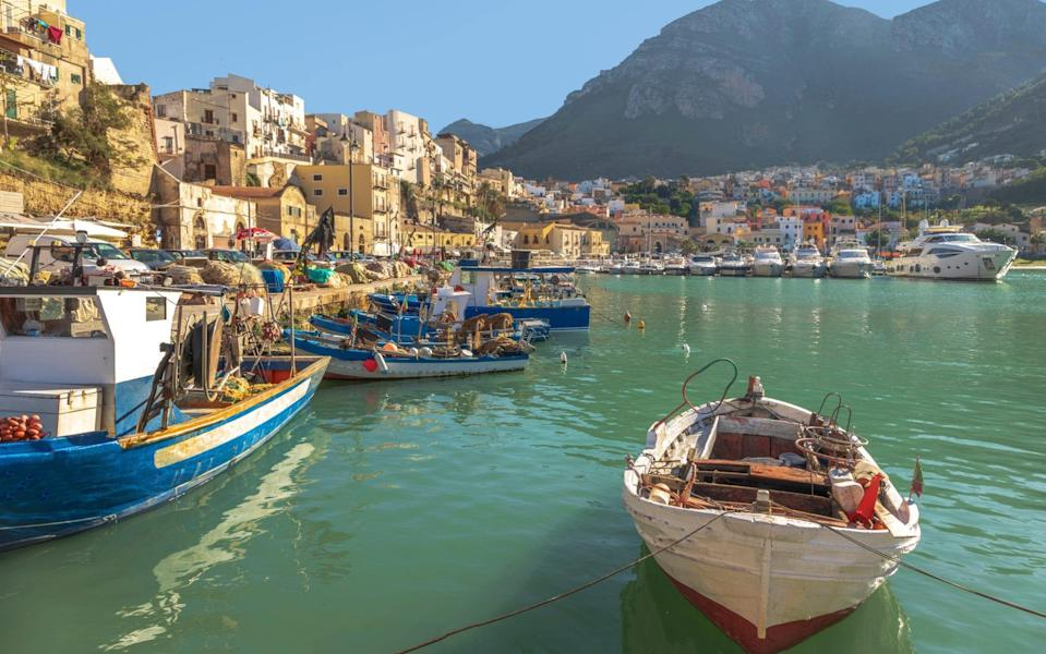 Beautiful Sicily - getty
