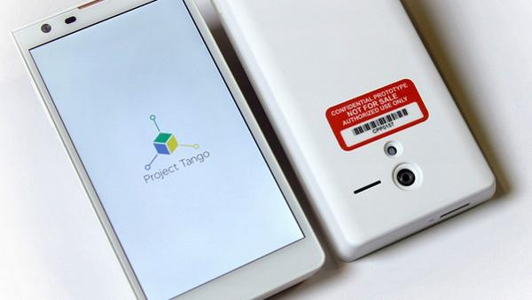Google to stop Tango, carry on with ARCore