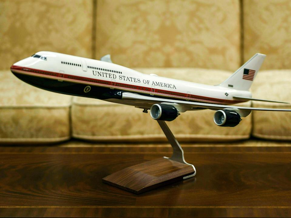 New Air Force One Model