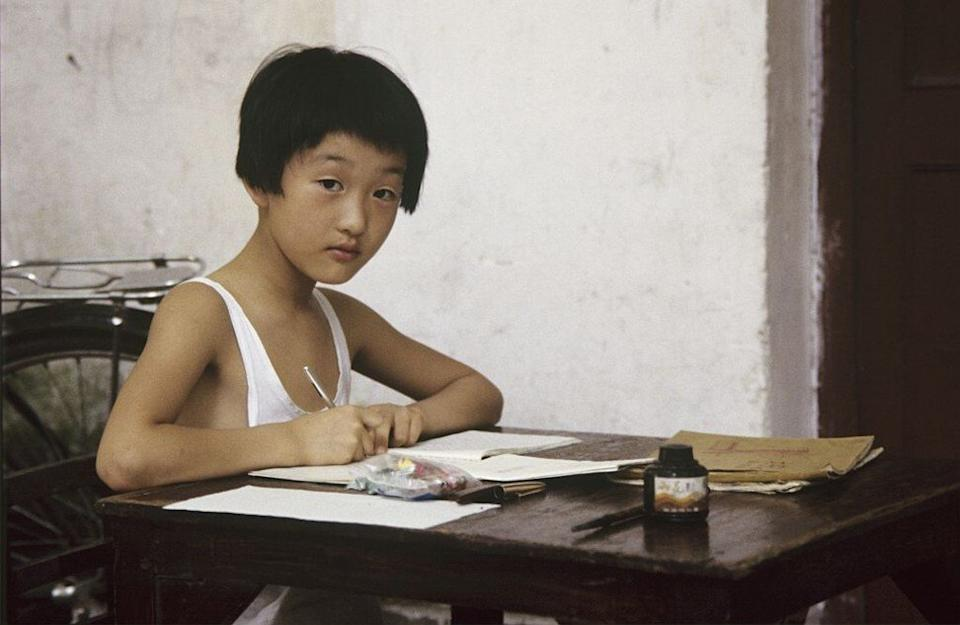 Teenagers in China have achieved significant gains in height over the past 35 years. Photo: Getty Images