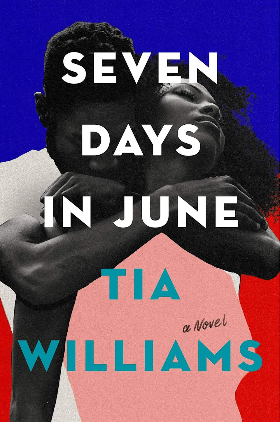 <p>Tia Williams's sultry love story <span><strong>Seven Days in June</strong></span> is a beautiful ode to Black joy. It's been 15 years since authors Shane and Eva fell in love across seven magical days, and now that circumstances have brought them together again, they might just have a second chance at making their romance last. </p> <p><em>Out June 1</em></p>