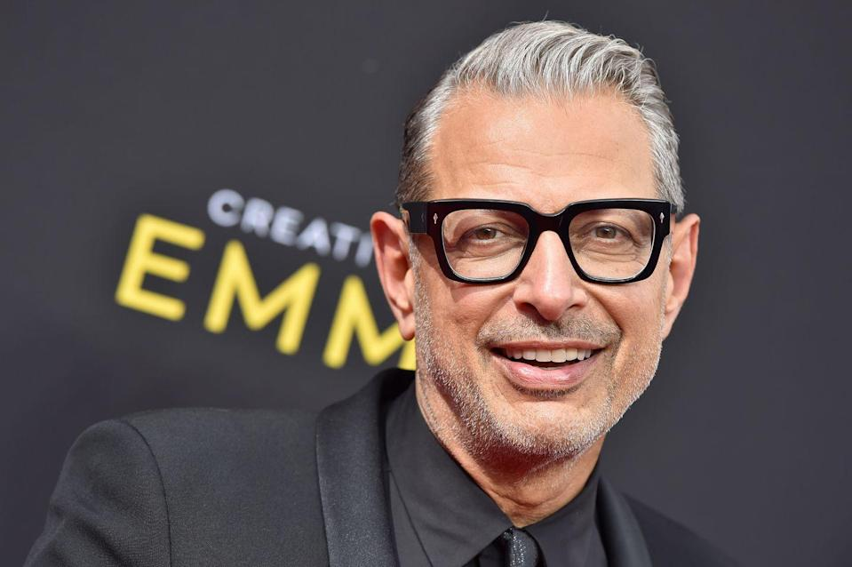 <p>Do yourself a favor on Jeff Goldblum's birthday and go watch his bizarre and fascinating documentary-style show on Disney+. </p><p>Also on this day: <br>Jeff Goldblum<br>Bill Condon <br>Deepak Chopra <br>Carlos Mencia </p>