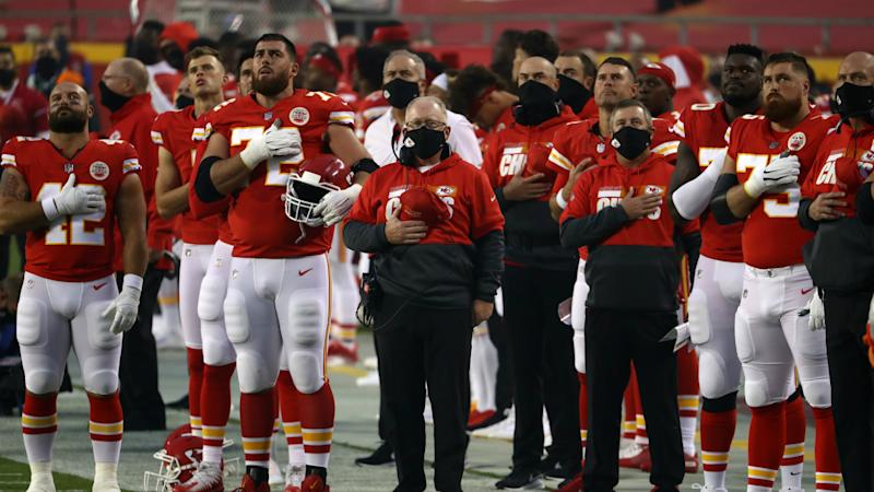 J.J. Watt on boos during Chiefs-Texans show of unity: 'I don't fully understand that'