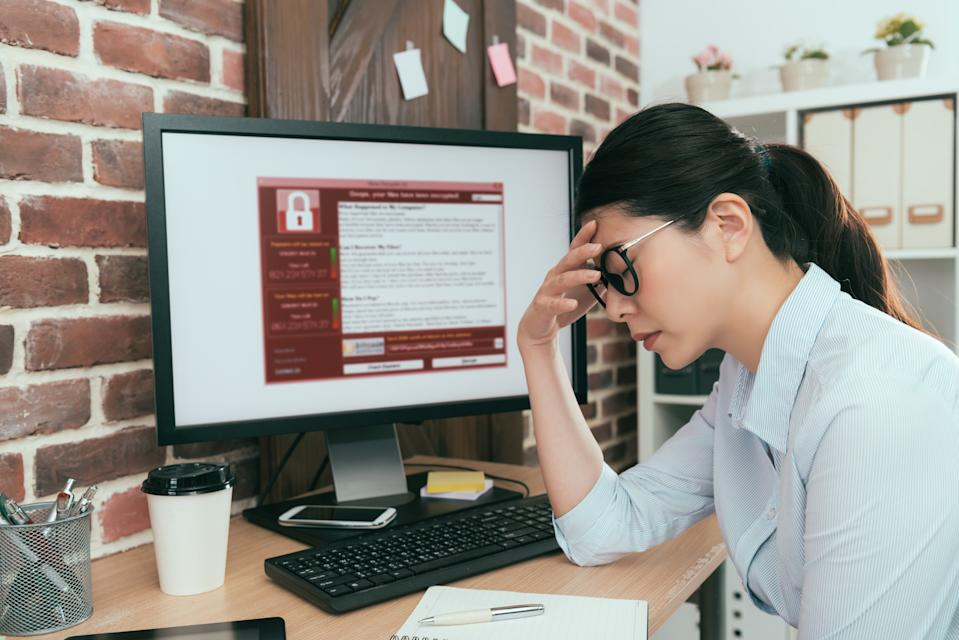 5 ways to protect your computer from viruses. (Photo: Getty)