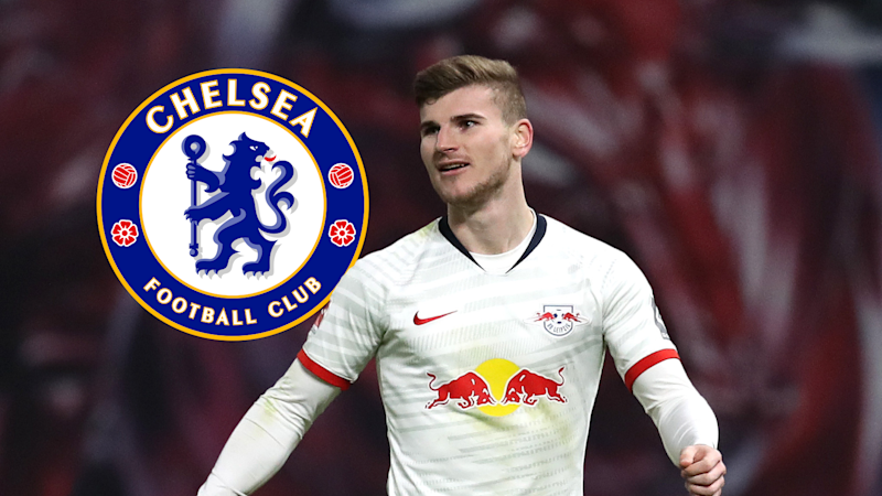 Werner reveals how Lampard convinced him to join Chelsea