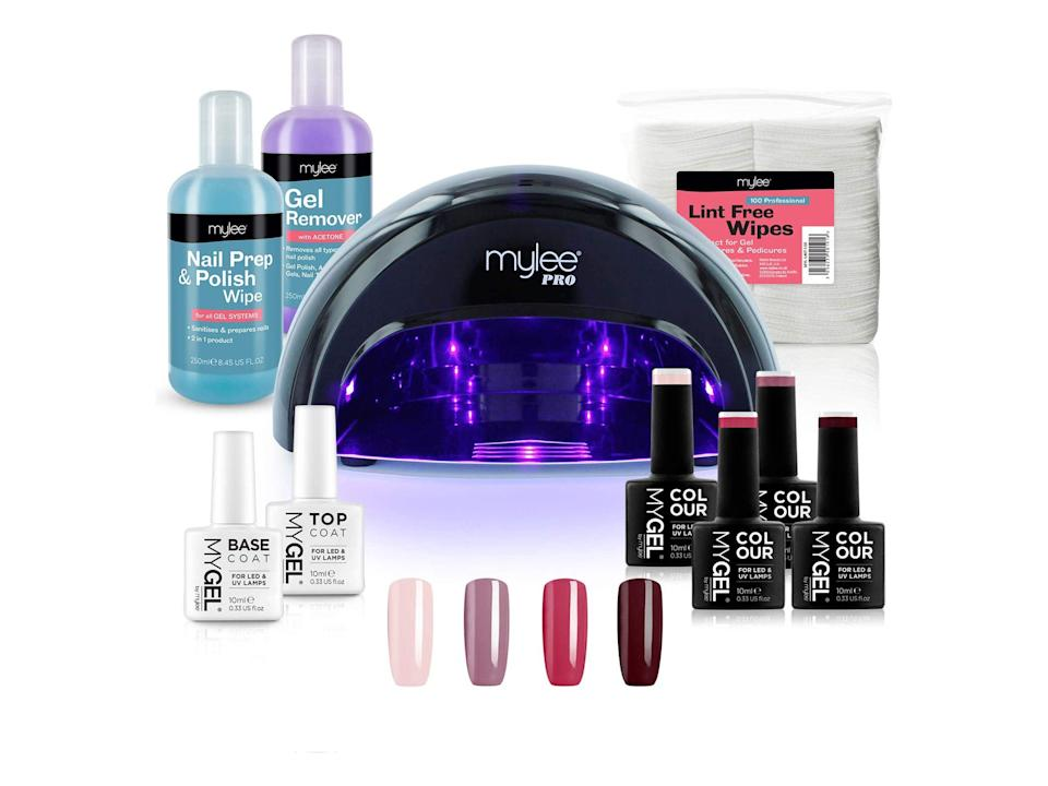 This is perfect for beginners looking to perfect their gel manicure techniqueAmazon