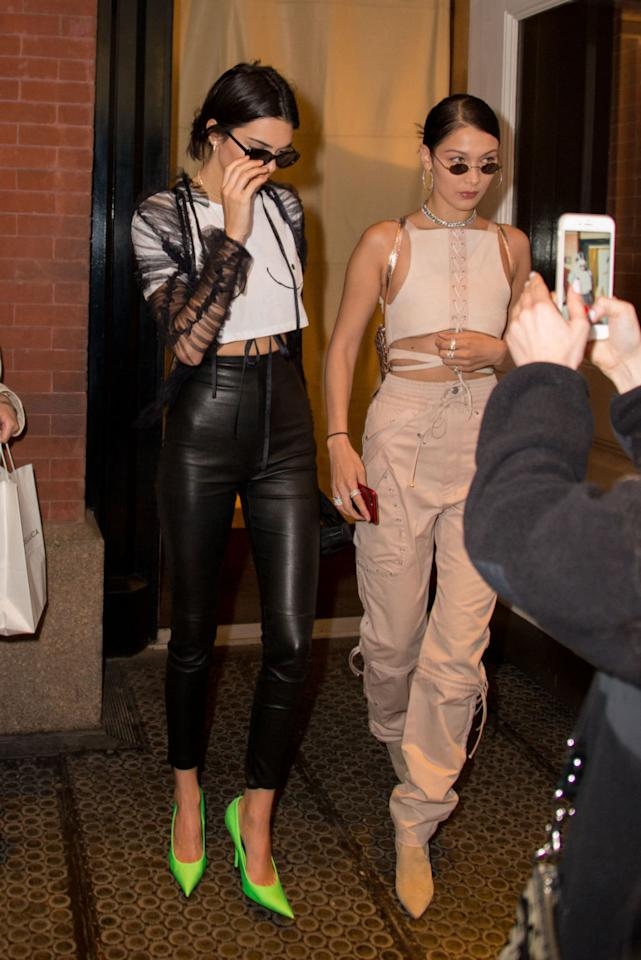 We Need to Talk About What Bella, Kendall, and Co. Wore to ...