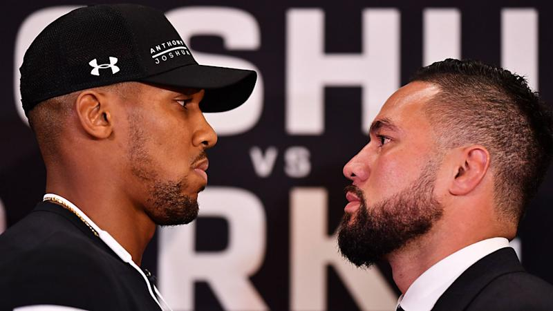 Joshua vs. Parker fight date, start time, how to watch, records