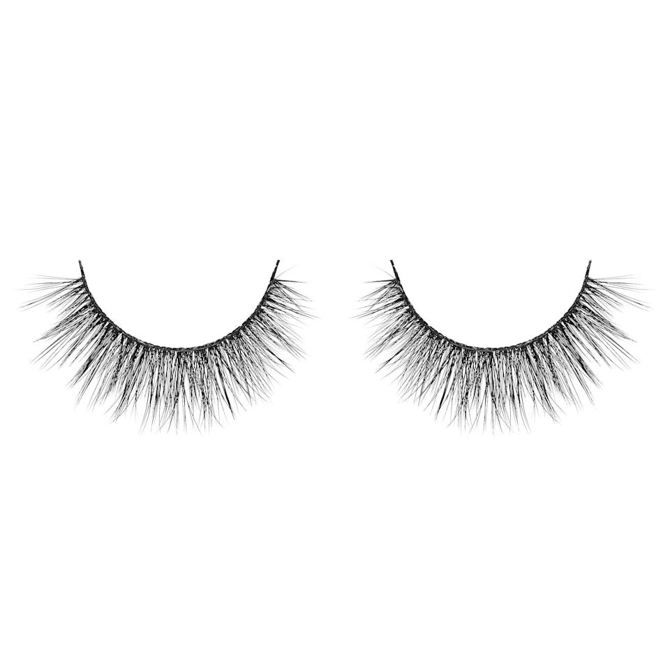 <p>The options in this <span>Velour Lashes Silk Lash Collection</span> ($26) can be worn up to 20 times as their ultra-thin, flexible cotton-thread band is easy to clean and reapply. Made of synthetic silk fibers, these add a (big or small) dose of volume to your natural lash lines.</p>