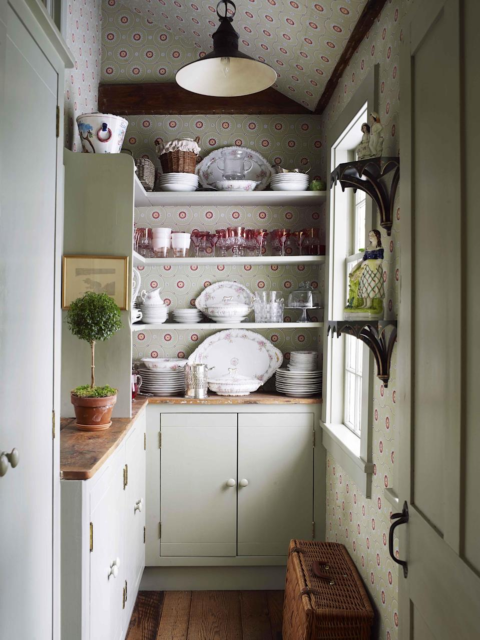 "<p>The <a href=""https://www.veranda.com/decorating-ideas/g34955481/modern-kitchens/"" rel=""nofollow noopener"" target=""_blank"" data-ylk=""slk:kitchen"" class=""link rapid-noclick-resp"">kitchen</a> has truly become the heart of the home again in 2020, acting as a restaurant for serving nearly all of your household's meals, a place to do homework and catch up on cartoons, a spot to drink coffee while you start your workday, and a lounge for having cocktails via Zoom with friends. While many of us tackled some <a href=""https://www.veranda.com/shopping/home-accessories/g34132075/the-home-edit-netflix-best-products/"" rel=""nofollow noopener"" target=""_blank"" data-ylk=""slk:looming organizational projects"" class=""link rapid-noclick-resp"">looming organizational projects</a> at the onset of stay-at-home orders, it's time to rethink how this ever-important space can better work for us—and how we can maximize every square inch. </p><p>Whether you're a hostess in dire need of a <a href=""https://www.veranda.com/decorating-ideas/a29529319/guide-to-party-closets/"" rel=""nofollow noopener"" target=""_blank"" data-ylk=""slk:party closet"" class=""link rapid-noclick-resp"">party closet</a>, a busy parent in need of a command center, or just an avid home cook who could use a little more strategy, these <a href=""https://www.veranda.com/decorating-ideas/a31740186/closet-organization-ideas/"" rel=""nofollow noopener"" target=""_blank"" data-ylk=""slk:design-forward organizational tips"" class=""link rapid-noclick-resp"">design-forward organizational tips</a> will help make your kitchen—and daily life—easier and more beautiful.</p>"