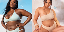 """<p class=""""body-dropcap"""">Let's get real: Finding the perfect bikini can be tricky for anyone—but if you're more ~endowed~, the whole experience can be downright frustrating. Well-fitting <a href=""""https://www.cosmopolitan.com/style-beauty/fashion/g19566696/new-swimwear-brands/"""" rel=""""nofollow noopener"""" target=""""_blank"""" data-ylk=""""slk:swimsuits"""" class=""""link rapid-noclick-resp"""">swimsuits</a> and bikinis for larger busts <em>do</em> exist, though they may be harder to find<em>. </em>The trick here is knowing where to look and shopping for bikini separates (as opposed to sets) so you can choose the right sized top and bottoms for your bod. And if you need help with that, well, you've come to the right place. Here is a list of cute bikinis for bigger busts that are actually comfortable, supportive, <em>and</em> stylish.</p><p class=""""body-text"""">Whether your aesthetic is classic, <a href=""""https://www.cosmopolitan.com/style-beauty/fashion/a35996863/swimwear-trends-2021/"""" rel=""""nofollow noopener"""" target=""""_blank"""" data-ylk=""""slk:trendy"""" class=""""link rapid-noclick-resp"""">trendy</a>, or modest, I'm sure there's something here for ya. From cool one-shoulder designs and vintage-inspired plunge tops to designer pieces and hyper-affordable gems, shop them all, below!</p>"""
