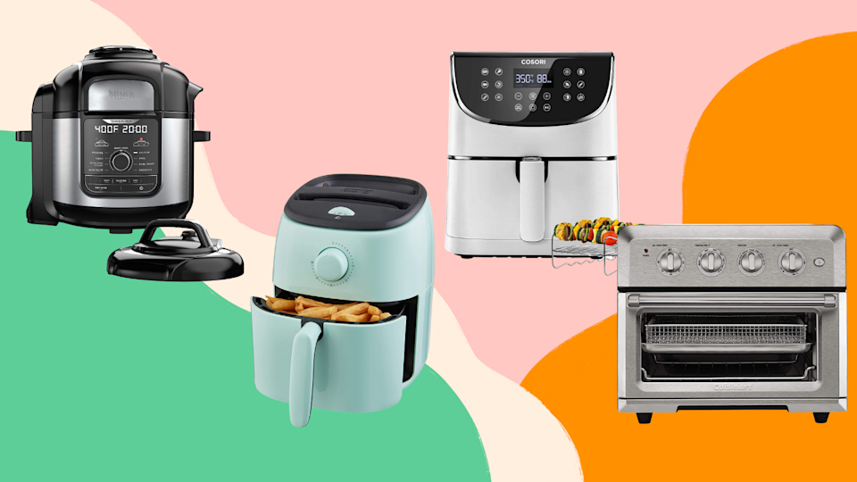 The best air fryer deals to shop for Amazon Prime Day 2021.