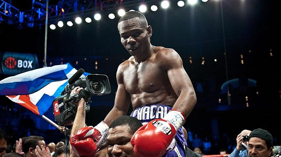 Guillermo Rigondeaux is an Olympic gold medalist. (PHOTO: Evolve MMA)