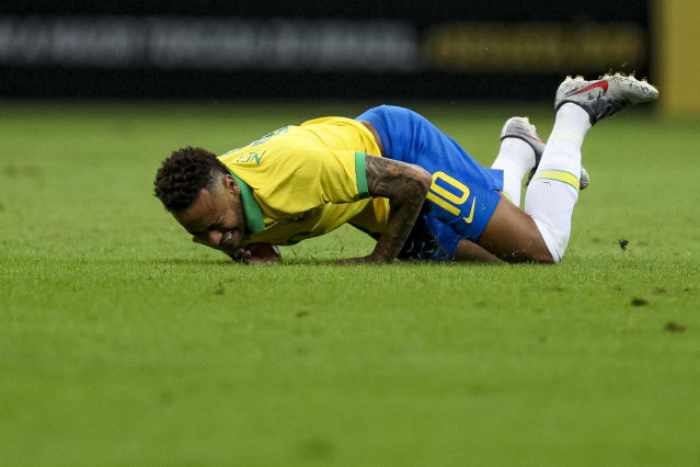 Neymar will miss Copa America in his home country due to injury. (Getty)