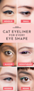 """<p>Never forget which eyeliner looks amazing on your eyes by pinning this quick graphic to your makeup board on Pinterest.</p><p><em><strong>Follow Good Housekeeping on <a href=""""https://www.pinterest.com/goodhousemag/"""" rel=""""nofollow noopener"""" target=""""_blank"""" data-ylk=""""slk:Pinterest"""" class=""""link rapid-noclick-resp"""">Pinterest</a> and <a href=""""https://www.instagram.com/goodhousekeeping/"""" rel=""""nofollow noopener"""" target=""""_blank"""" data-ylk=""""slk:Instagram"""" class=""""link rapid-noclick-resp"""">Instagram</a>.</strong></em><br></p>"""