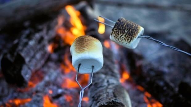 Campfires built on the sand of Tofino's beaches are no longer allowed, but the district is allowing fires within approved portable fire pits.  ( - image credit)