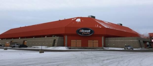 The Brandt Centre hosted the 2018 Brier and Memorial Cup.