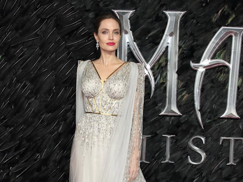 Angelina Jolie: 'My body has been through a lot'
