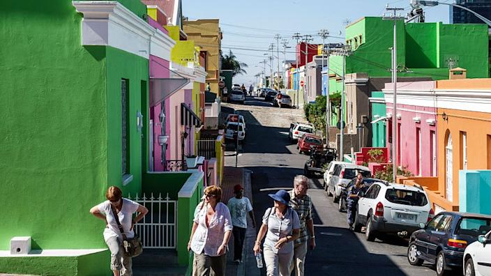 Cape Town's Bo-Kaap area has been a popular attraction for tourists