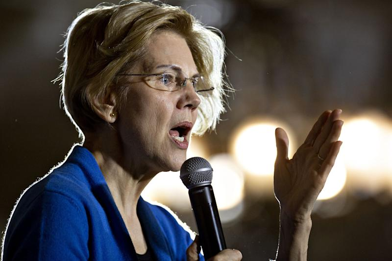 Facebook Removed Elizabeth Warren's Ads Calling for the Breakup of Facebook