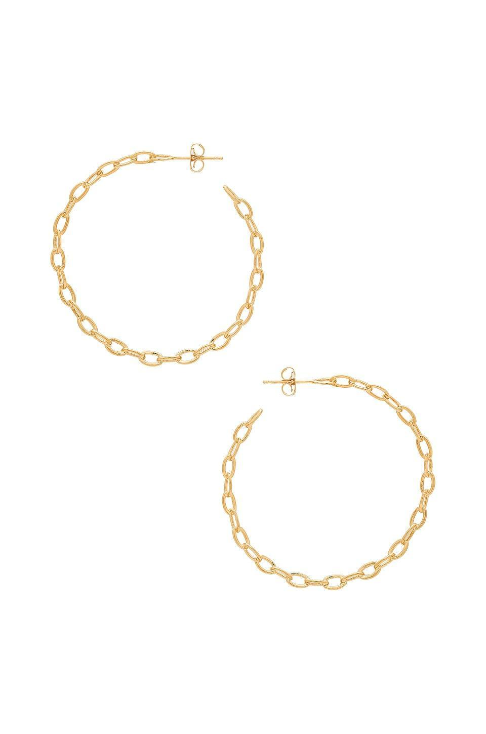 """<p><a href=""""https://www.popsugar.com/buy/Five-Two-Alicia-Hoops-497269?p_name=Five%20and%20Two%20Alicia%20Hoops&retailer=revolve.com&pid=497269&price=40&evar1=fab%3Aus&evar9=46708649&evar98=https%3A%2F%2Fwww.popsugar.com%2Ffashion%2Fphoto-gallery%2F46708649%2Fimage%2F46709063%2FFive-Two-Alicia-Hoops&list1=shopping%2Cjewelry%2Cunder%20%2450%2Caffordable%20shopping%2Cjewelry%20shopping&prop13=mobile&pdata=1"""" rel=""""nofollow noopener"""" class=""""link rapid-noclick-resp"""" target=""""_blank"""" data-ylk=""""slk:Five and Two Alicia Hoops"""">Five and Two Alicia Hoops</a> ($40)</p>"""