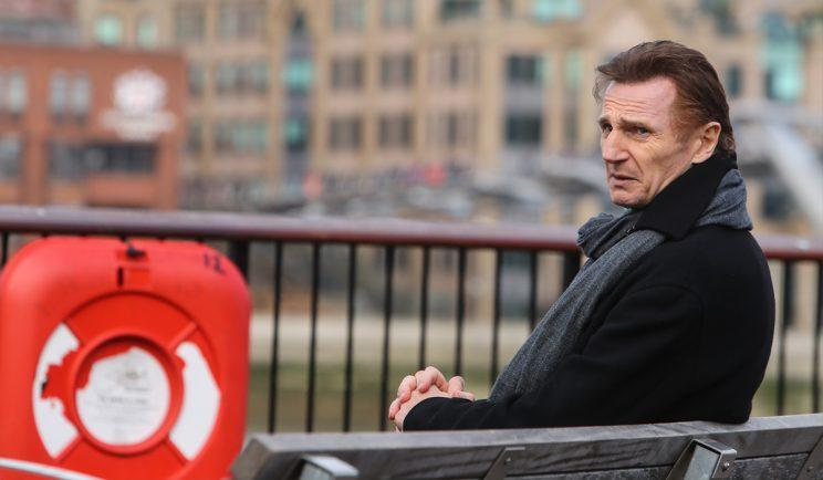 Liam Neeson returns to Love Actually - Credit: WENN