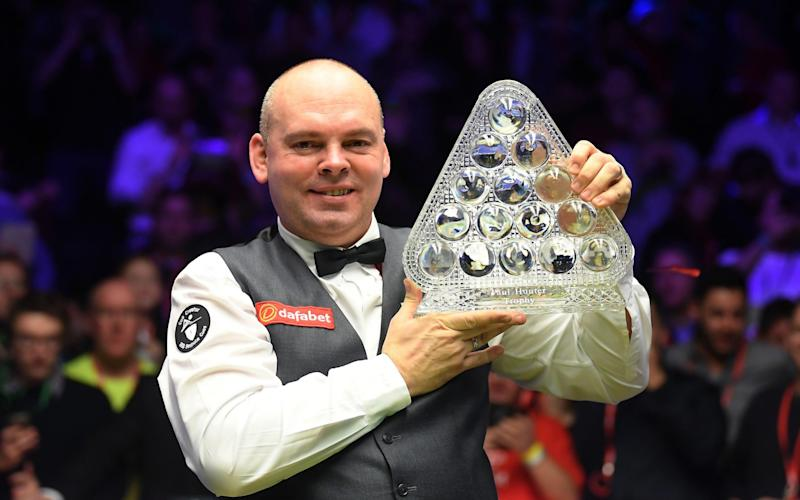 Stuart Bingham secured his biggest win since his 2015 world title success - Getty Images Europe