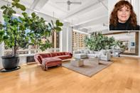 """<p>In October, PEOPLE confirmed that the <i>Thelma & Louise</i> star, 74, had sold her pre-war duplex, located in the Chelsea neighborhood of Manhattan, for $7.9 million. The 6,061-square-foot space, which takes up the seventh and eighth floors of a co-op apartment building, was Sarandon's family home for 30 years.</p> <p>The actress purchased the home with her then-partner, actor Tim Robbins, back in 1991, and took full ownership of it upon their split in 2011, the <a href=""""https://www.wsj.com/articles/susan-sarandon-lists-longtime-manhattan-home-for-7-9-million-11595428257"""" rel=""""nofollow noopener"""" target=""""_blank"""" data-ylk=""""slk:Wall Street Journal"""" class=""""link rapid-noclick-resp""""><i>Wall Street Journal</i></a> reported.</p> <p>The exes share two sons — Jack, 31, and Miles, 28 — and Sarandon has daughter Eva, 35, from a previous relationship. All three kids grew up in the six-bedroom, five-and-a-half-bathroom home, and now that they have moved out Sarandon told <i>WSJ </i>it is simply too large for her needs.</p> <p><a href=""""https://people.com/home/see-inside-susan-sarandons-8m-nyc-apartment-featuring-an-awards-filled-bathroom-on-sale-now/"""" rel=""""nofollow noopener"""" target=""""_blank"""" data-ylk=""""slk:See more photos of Susan Sarandon's home."""" class=""""link rapid-noclick-resp"""">See more photos of Susan Sarandon's home. </a></p>"""