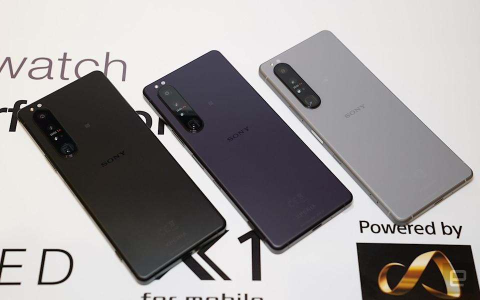 Sony Xperia 1 III 香港動手玩
