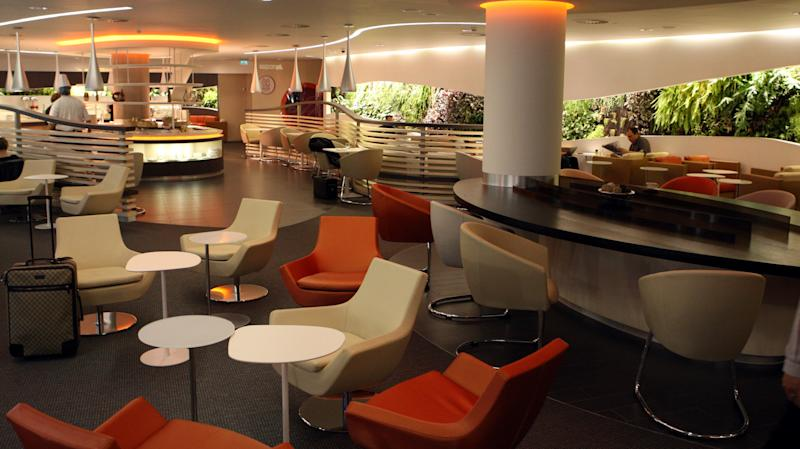 UK's worst airport lounge identified