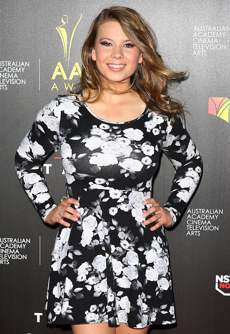 bindi irwin - photo #21